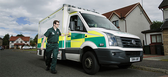 Do you know about the new way that the Ambulance Service are responding to emergency calls?