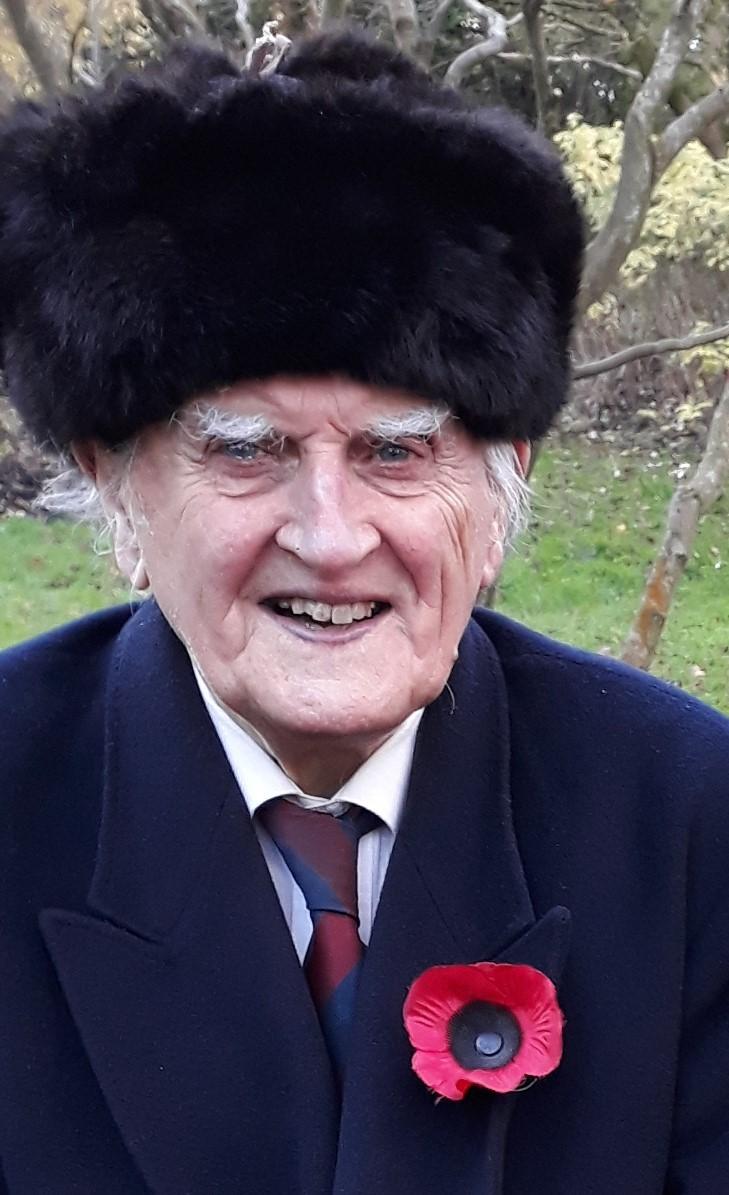 RIP: Hamish B. Allan