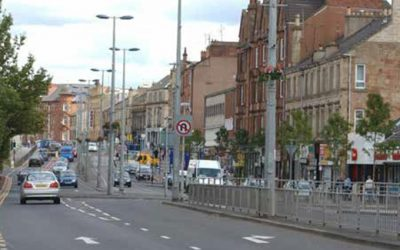 A makeover of Cambuslang Main Street is about to begin!