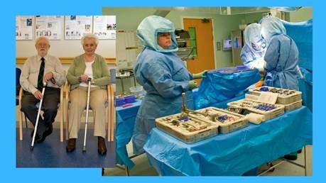 Consultation on NHS plans to move hip, knee & shoulder surgery from Hairmyres to Monklands